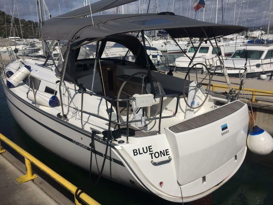 Bavaria Cruiser 37 (Blue Tone) Main image - 0