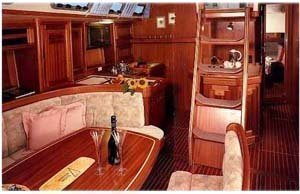Bavaria 51 Cruiser (Bavaria 51 Cruiser) Interior image - 1