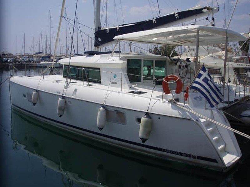 Lagoon 420 (Sofia VI) exterior - 5