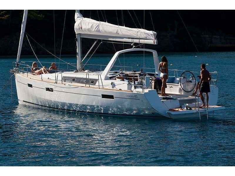 Oceanis 45 (Stefani I) Main image - 0