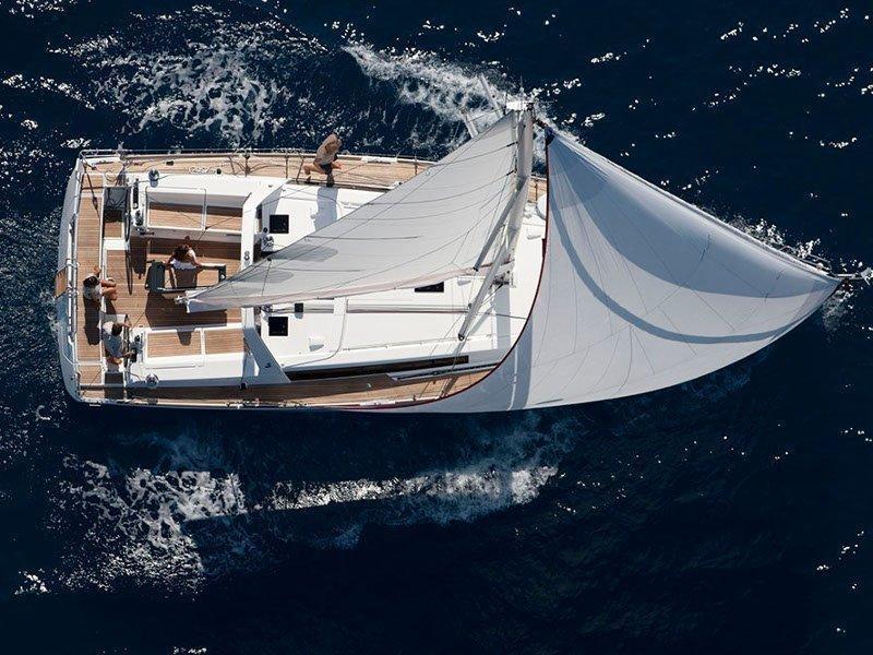 Oceanis 45 (Stefani I) exterior - 7