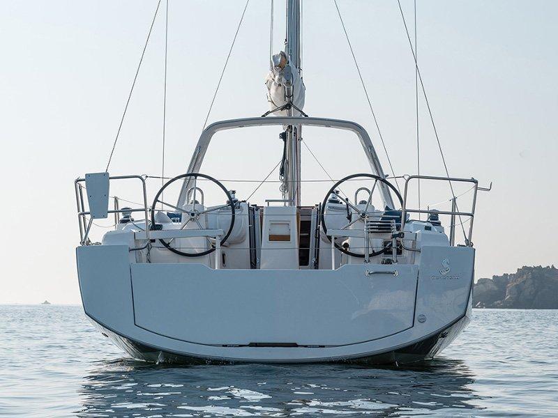 Oceanis 38 (Marica) exterior - 4