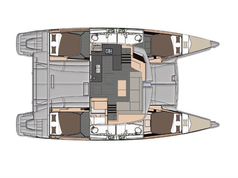 Helia 44 Quatuor (Lycia) Plan image - 6