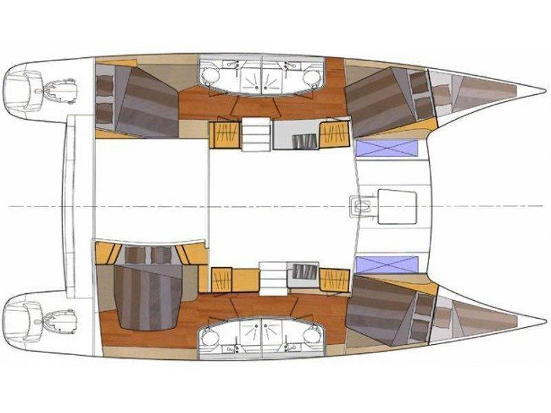 Orana 44 Quatuor (Caria) Plan image - 8