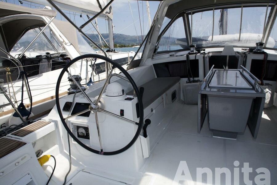 Oceanis 48 (Annita)  - 14