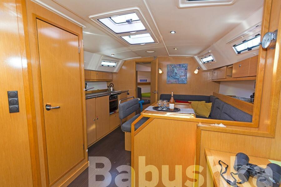 Bavaria Cruiser 40 (Babushka)  - 12