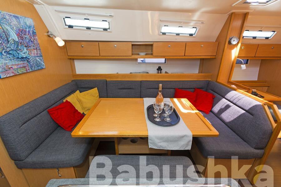 Bavaria Cruiser 40 (Babushka)  - 23