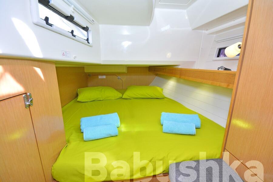 Bavaria Cruiser 40 (Babushka)  - 3