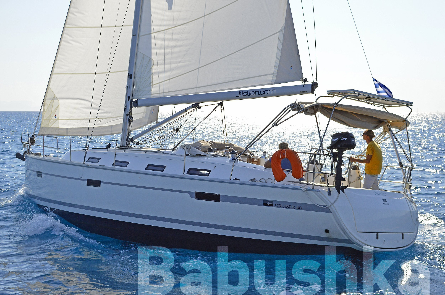 Bavaria Cruiser 40 (Babushka)  - 27