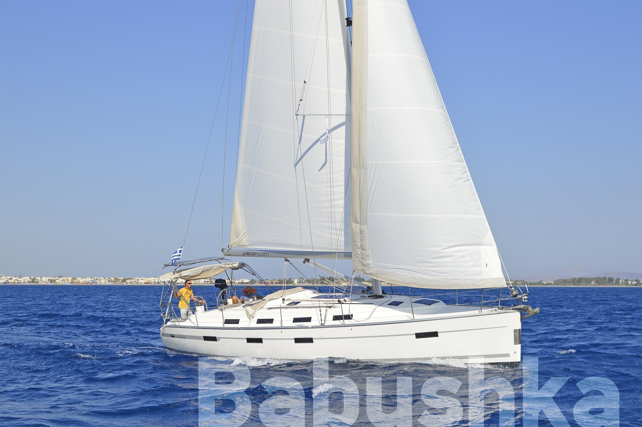Bavaria Cruiser 40 (Babushka)  - 29
