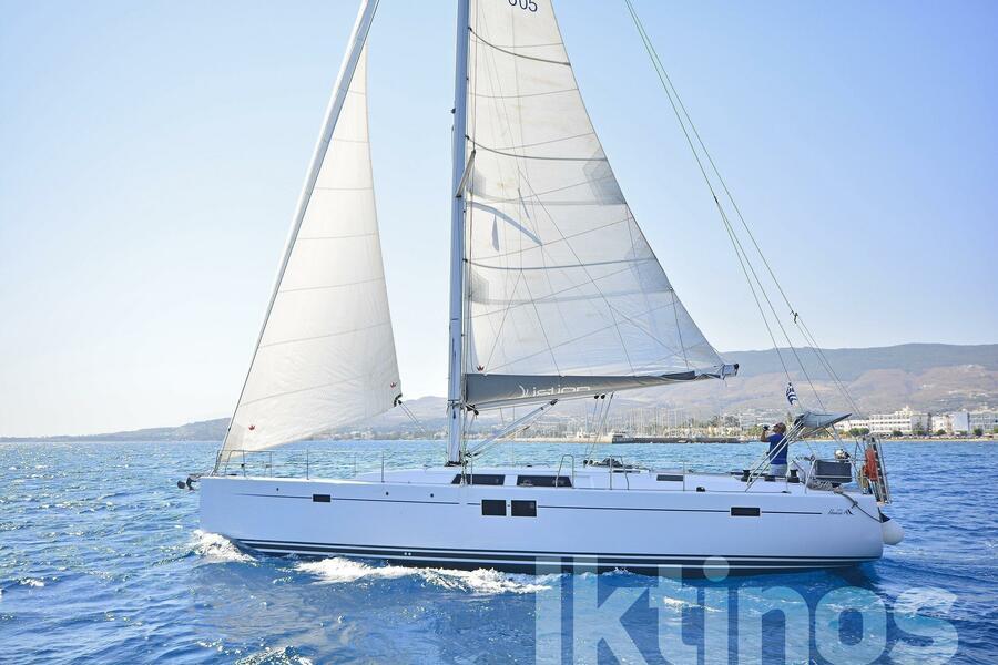 Hanse 505 (Iktinos)  - 17