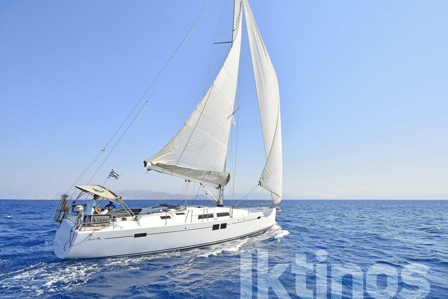 Hanse 505 (Iktinos)  - 22