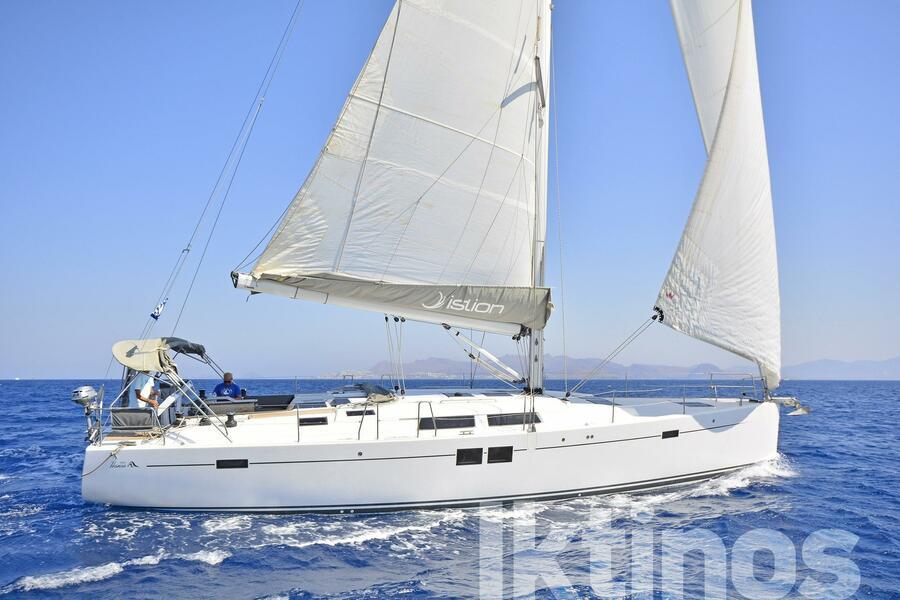 Hanse 505 (Iktinos)  - 32