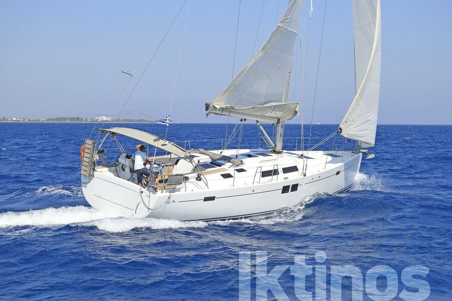 Hanse 505 (Iktinos)  - 23
