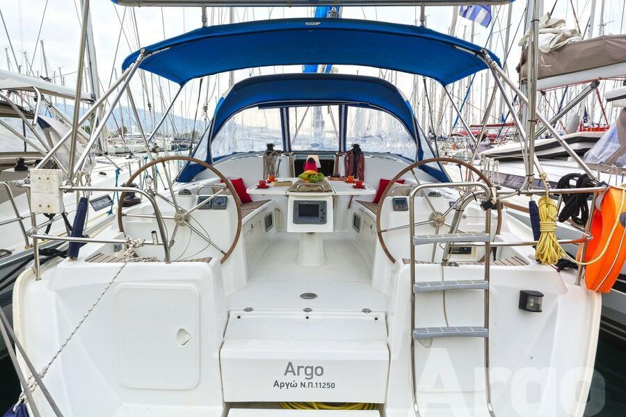 Cyclades 43.4 (Argo)  - 18