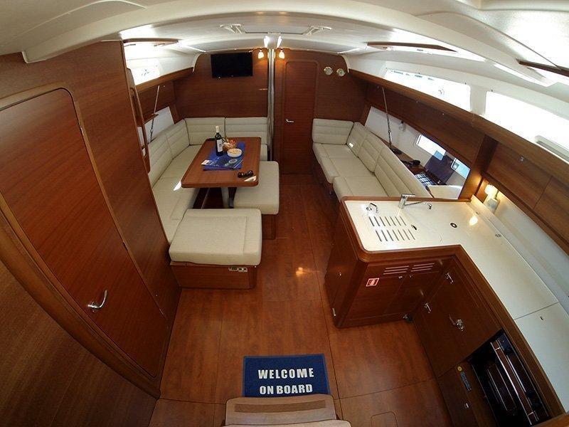 Dufour 412 GL (Amazing - BT) Interior image - 4