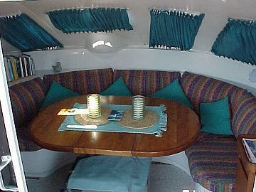 Lagoon 42 (Hunter II) Interior image - 10