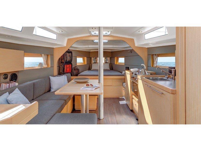 Oceanis 38 (3 cabins) (Salsa) Main image - 14