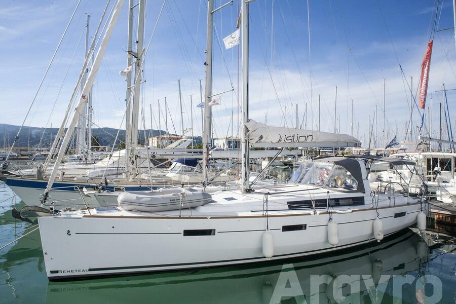 Oceanis 45 (Argyro)  - 11