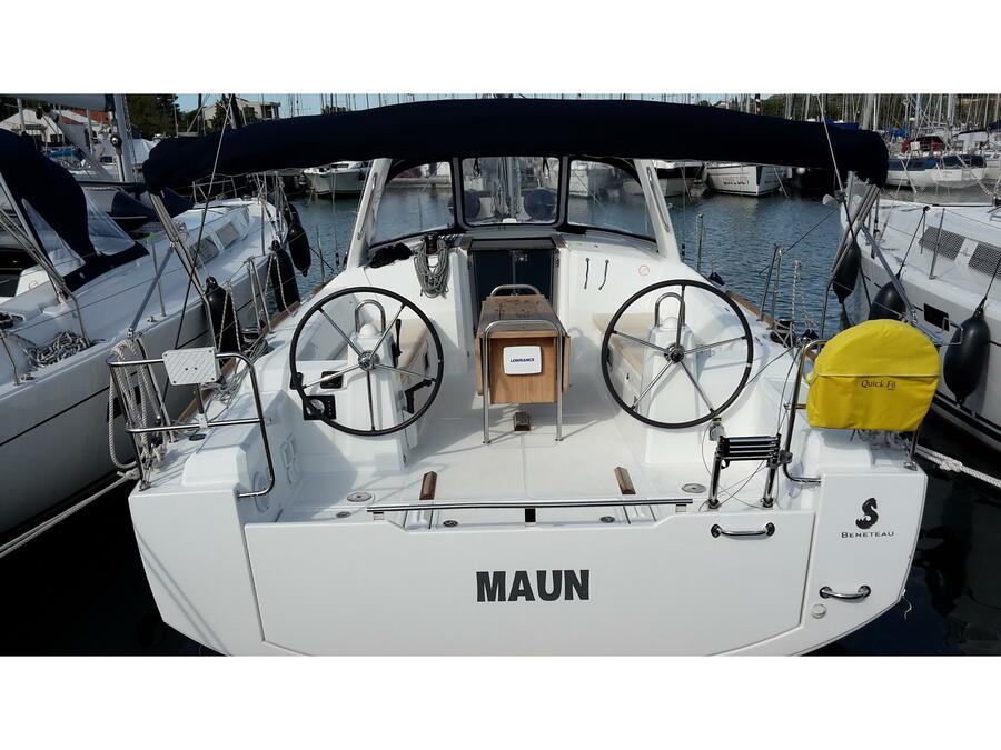 Oceanis 38 (Maun) Main image - 0