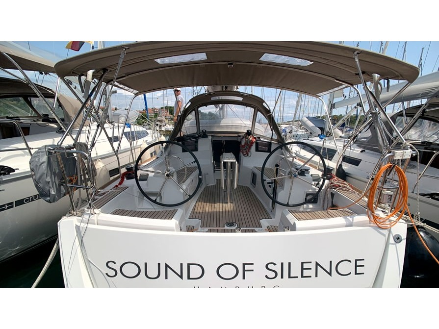 Sun Odyssey 389 (SOUND OF SILENCE) Main image - 0