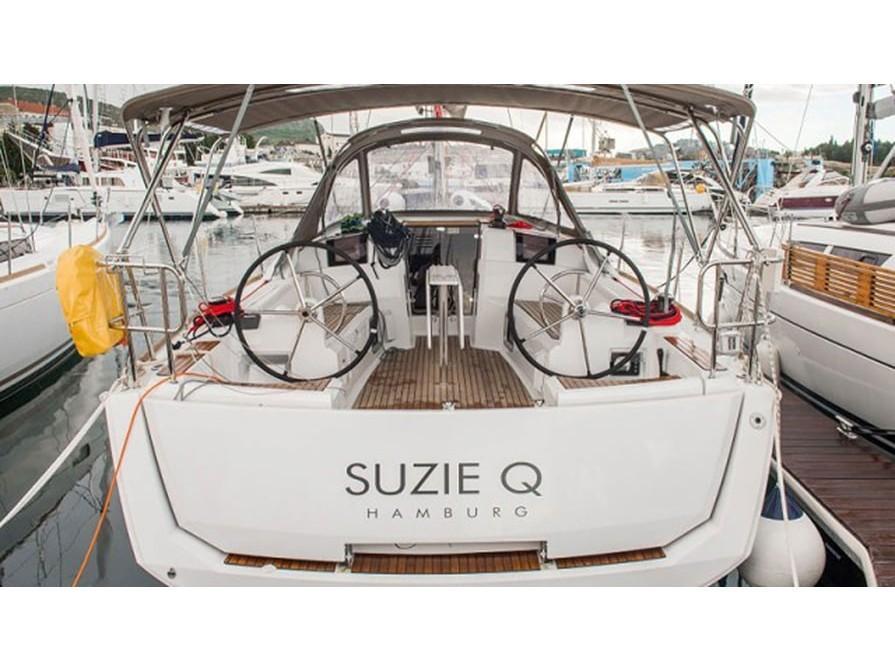 Sun Odyssey 389 (SUZIE Q) Main image - 0