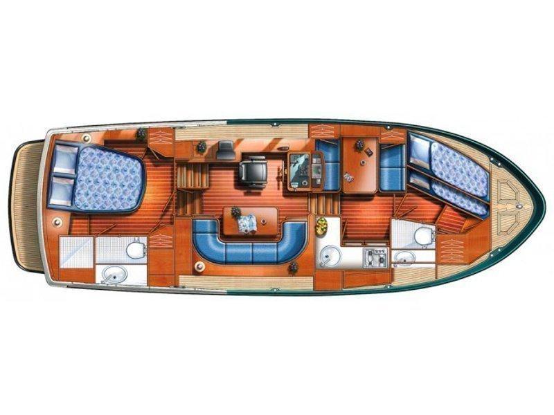 Linssen Grand Sturdy 380 AC (Missis Stördi) Plan image - 5