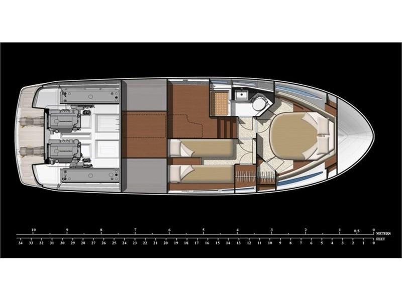 Jeanneau NC-11 Ownerversion (Sorry I) Plan image - 17