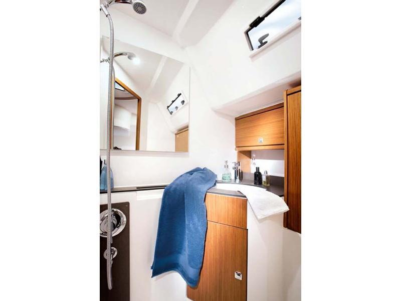 Bavaria Cruiser 46 (Okyalos) interior - 5