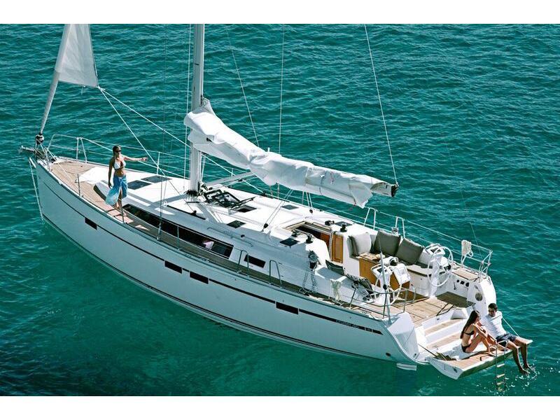 Bavaria Cruiser 46 (Okyalos) exterior - 7