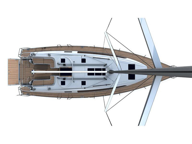 Bavaria Cruiser 46 (Okyalos) exterior - 3