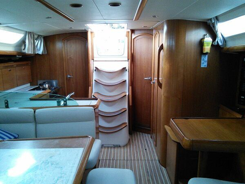 Sun Odyssey 43 (Veni I) interior - 4
