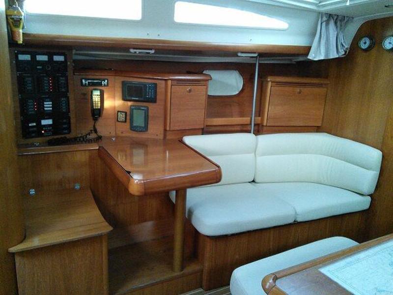 Sun Odyssey 43 (Veni I) interior - 3