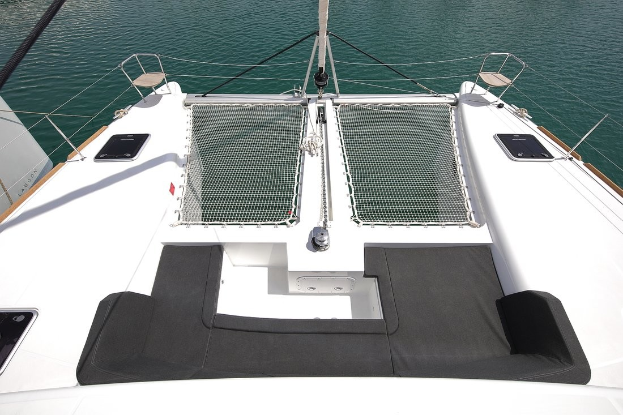 Lagoon 450 Sport (Elenya)  - 4