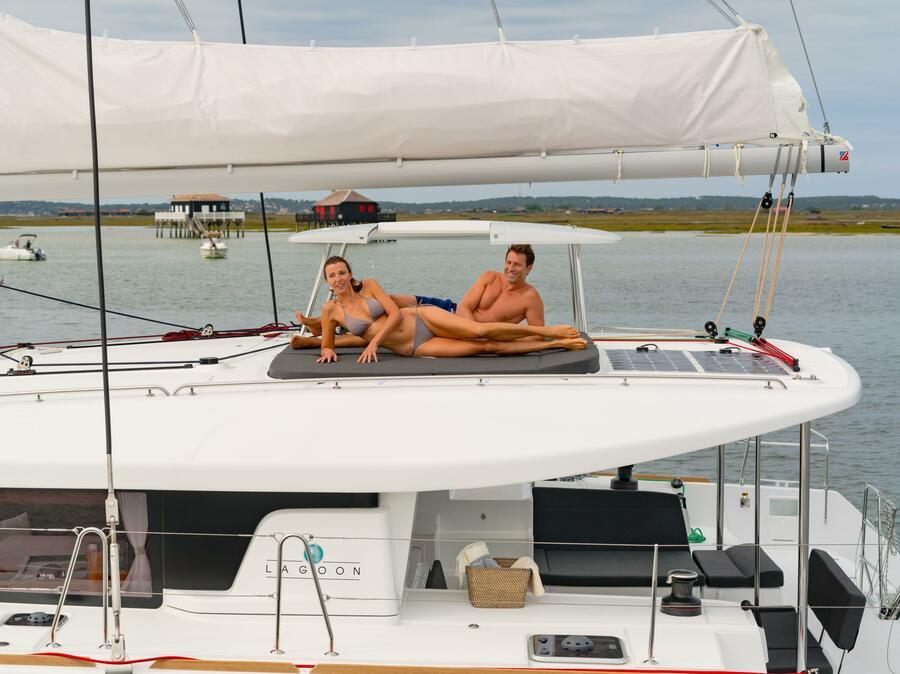 Lagoon 450 Sport (Elenya)  - 5