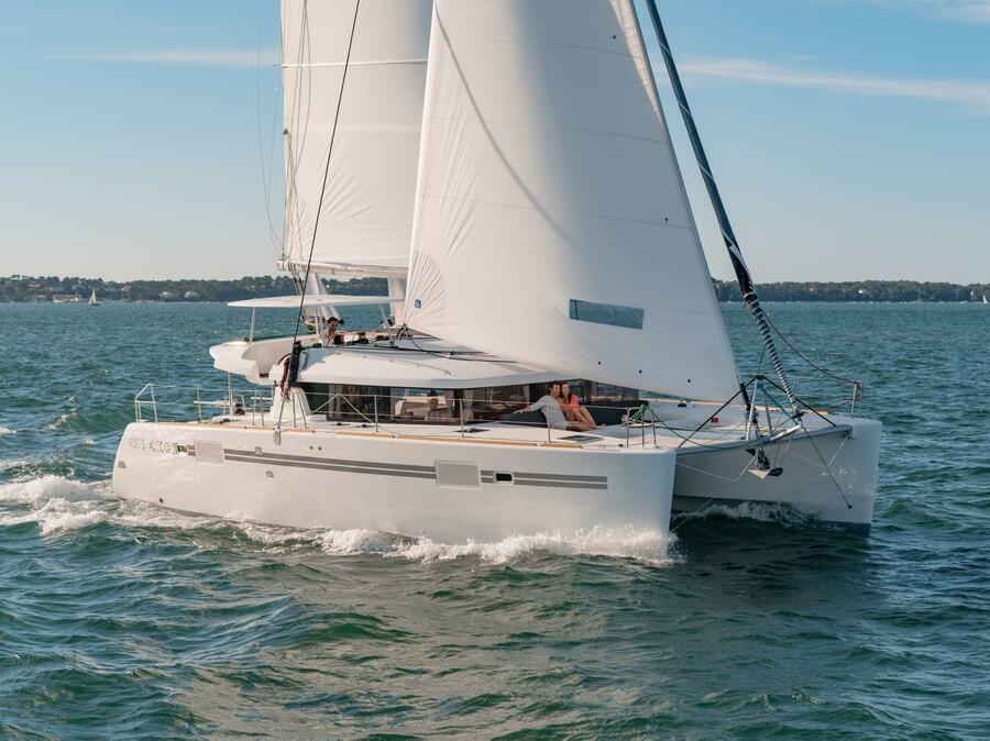 Lagoon 450 Sport (Elenya)  - 14