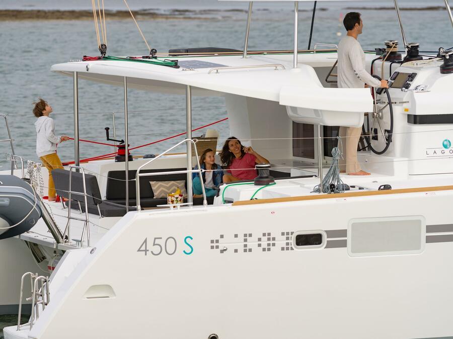 Lagoon 450 Sport (Elenya)  - 19