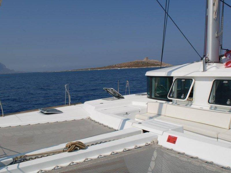 Lagoon 440 (Tani) exterior - 16