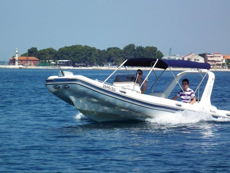Wav Marine Topline 600 (Nikolina) exterior - 6