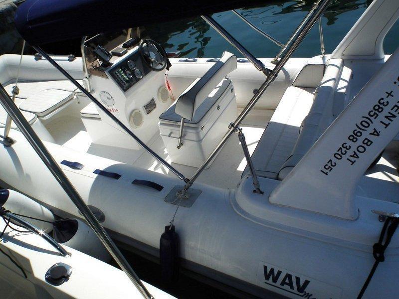 Wav Marine Topline 600 (Nikolina) exterior - 8