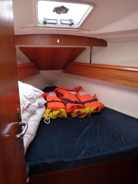 Sun Odyssey 34.2 (Papalagi) Forward Cabin - 4