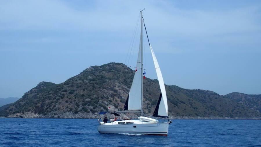 Sun Odyssey 32 i (Elif)  - 12