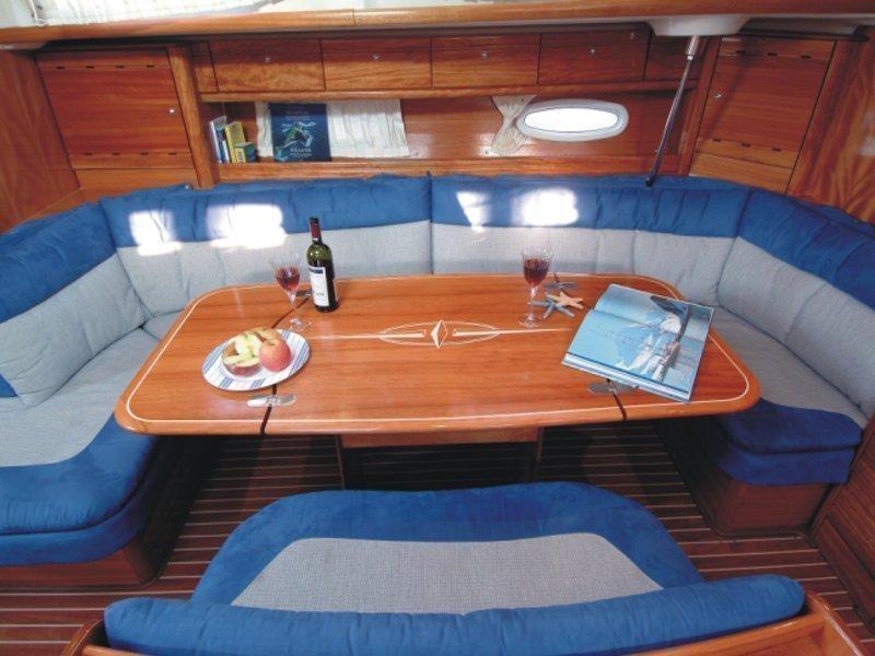 Bavaria 50 Cruiser (Perseas) Interior image - 2