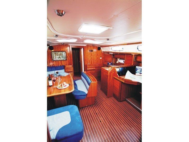 Bavaria 50 Cruiser (Perseas) interior - 3