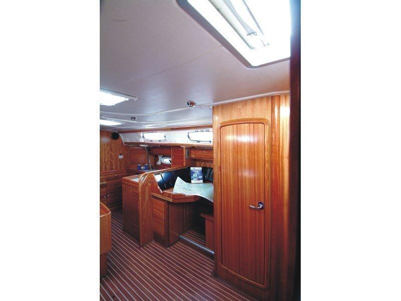 Bavaria 50 Cruiser (Perseas) interior - 5