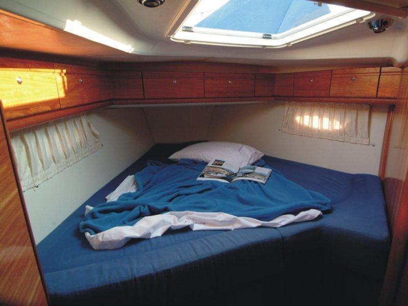 Bavaria 50 Cruiser (Perseas) interior - 6