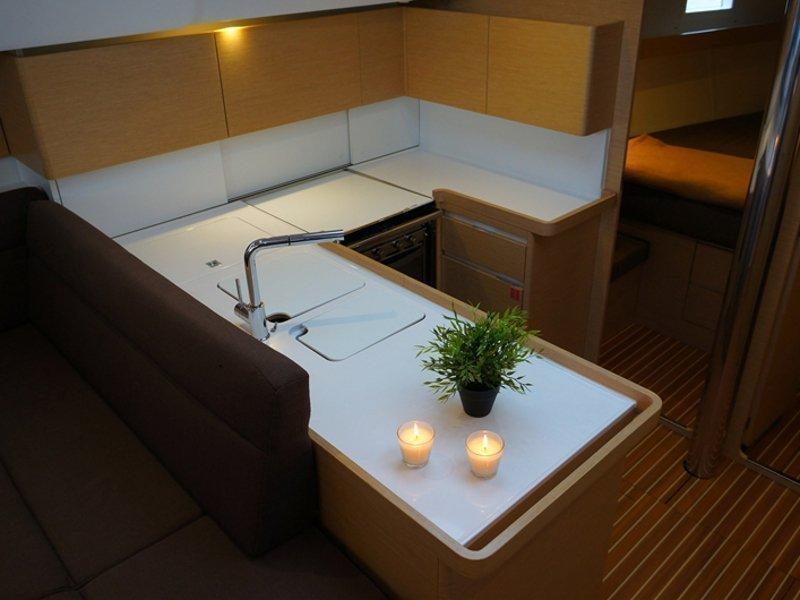 Elan 50 Impression (Dimitra) interior - 7