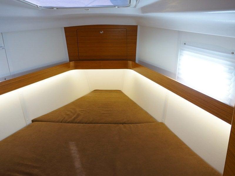 Elan 45 Impression (Thetis) interior - 4