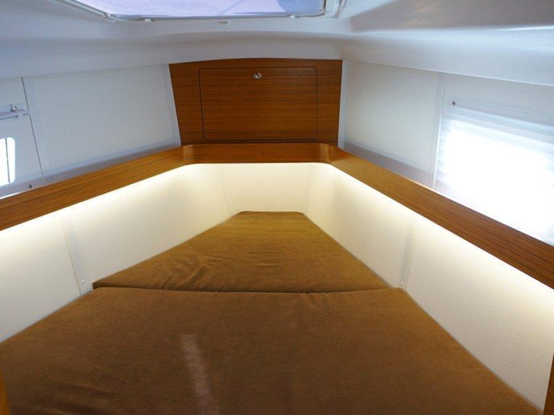 Elan 45 Impression. (Alkistis) interior - 3