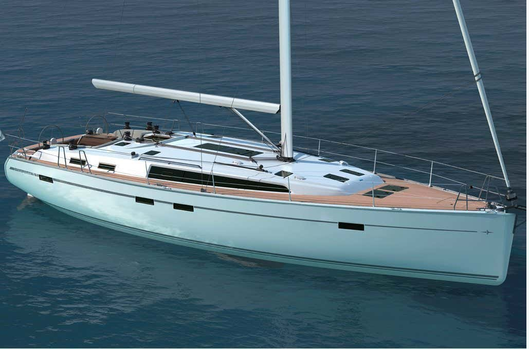 Bavaria Cruiser 51 (Given To Fly)  - 2